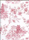 Ami Charming Prints Wallpaper Laure 2657-22221 By A Street Prints For Brewster Fine Decor